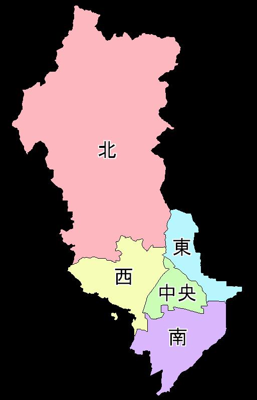 茨木市圏域